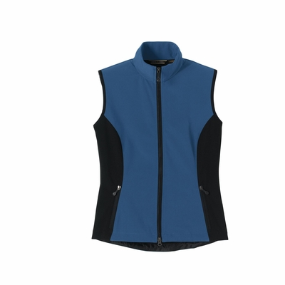 North End Women's Vest: Soft Shell Performance (78050)
