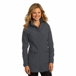 OGIO Women's Trench Coat: (LOG504)