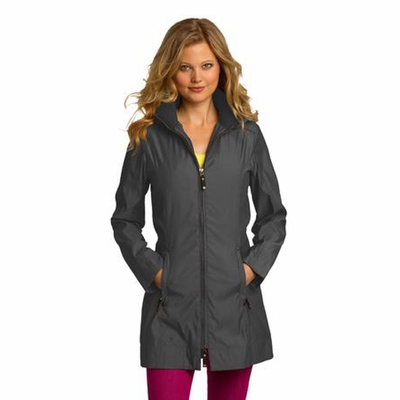 OGIO Women's Trench Coat: (LOG505)