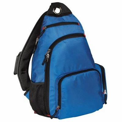 Port Authority Backpack: Sling with Detachable Strap/Cell Phone Pocket (BG112)