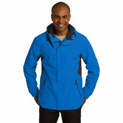 Port Authority Men's Jacket: Cascade Waterproof Hooded (J322)
