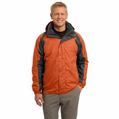 Port Authority Men's Jacket: Ranger 3-in-1 Waterproof (J310)