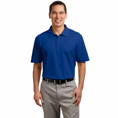 Port Authority Men's Polo Shirt: Stain-Resistant (K510)