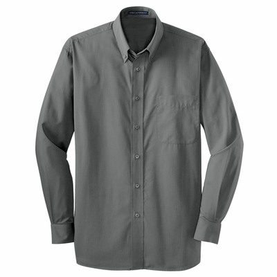 Port Authority Men's Tall Dress Shirt: (TLS613)