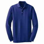 Port Authority Men's Tall Polo Shirt: (TLK800LS)