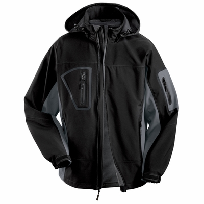 Port Authority Men's Tall Softshell Jacket: (TLJ798)