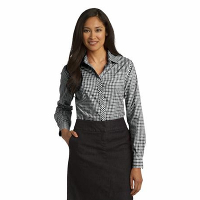 Port Authority Women's Button-Down: (L654)