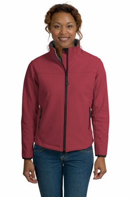 Port Authority Women's Jacket: Glacier Fleece Lined Full-Zip (L790)