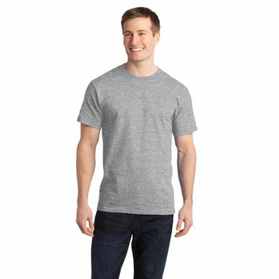 Port & Company Men's T-Shirt: Essential Ring Spun Cotton (PC150)