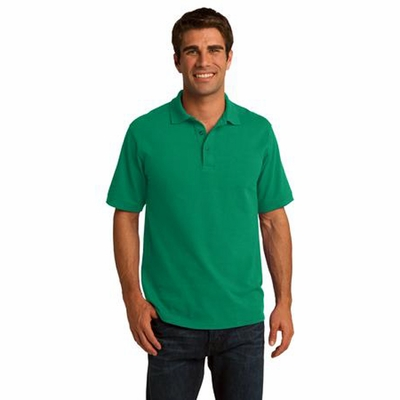 Port & Company Men's Polo Shirt: (KP155)