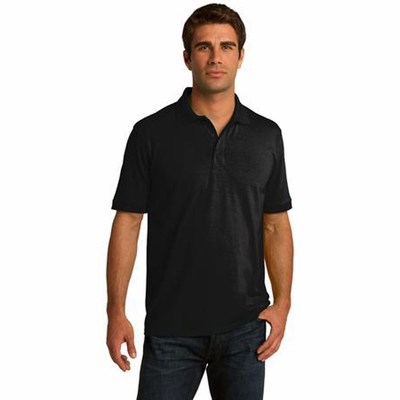 Port & Company Men's Polo Shirt: (KP55T)