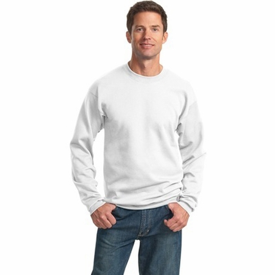Port & Company Men's Sweatshirt: Crewneck (PC90)