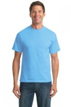 Port & Company� Mens Tall 50/50 Cotton/Poly T-Shirt: (PC55T)