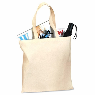 Port & Company Tote Bag: 100% Cotton Budget (B150)