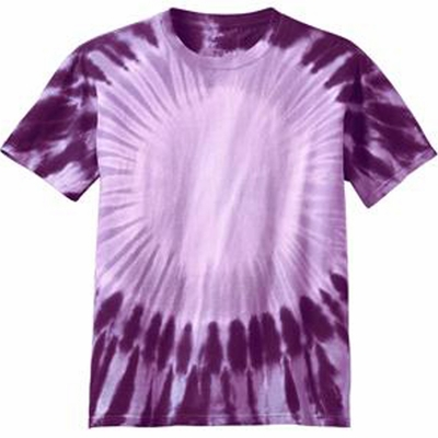 Port & Company Youth T-Shirt: Essential Window Tie-Dye(PC149Y)
