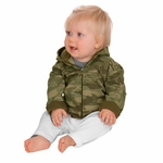 Precious Cargo Infant Sweatshirt: Full-Zip Hoodie (CAR11)