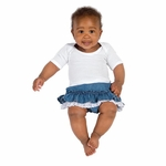Precious Cargo Infant T-Shirt: 100% Cotton Lap-Shoulder (CAR03)