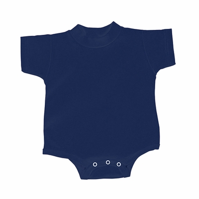 Rabbit Skins Infant Creeper: 100% Cotton (4438)