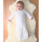 Rabbit Skins Infant Layette: 100% Cotton Baby Rib (4406)