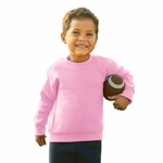 Rabbit Skins Toddler Sweatshirt: Coverstitched (3317)