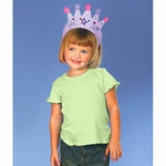 Rabbit Skins Toddler T-Shirt: 100% Cotton Tiny (3332)