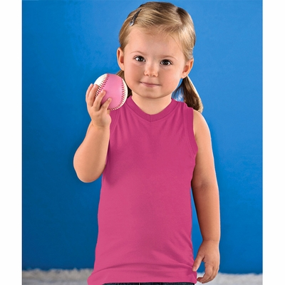 Rabbit Skins Toddler Tank Top: (3324)