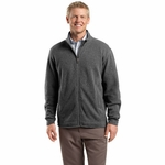 Red House Men's Jacket: Sweater Fleece Full-Zip (RH54)