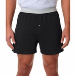 Robinson Apparel Men's Boxer Shorts: 100% Cotton Jersey Knit (2420)