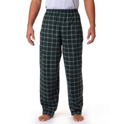 Robinson Men's Pajama Pants: 100% Cotton Flannel (9985)