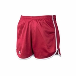 Russell Athletic Women's Shorts: 100% Polyester Dazzle 3-Inch (WK2DZX)