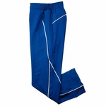 Russell Athletic Women�s Pants: 100% Polyester Team Prestige with Contrast Piping (S82JZX)