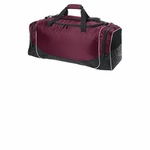 Sport-Tek Adult Duffel Bag: (BST502)