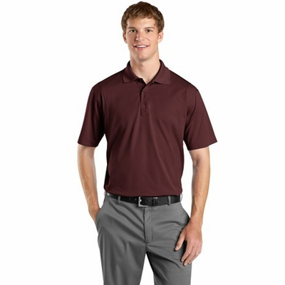 Sport-Tek Men's Polo Shirt: Micropique Sport-Wick (ST650)