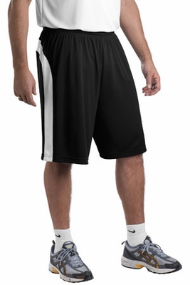 Sport-Tek Men's Shorts: Dry Zone Colorblock (T479)