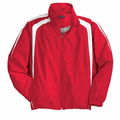 Sport-Tek Men's Tall Jacket: (TJST60)