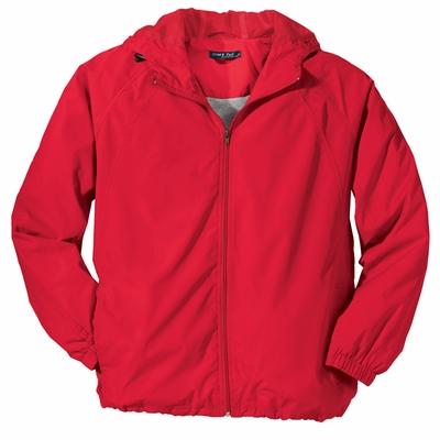 Sport-Tek Men's Tall Jacket: (TJST73)