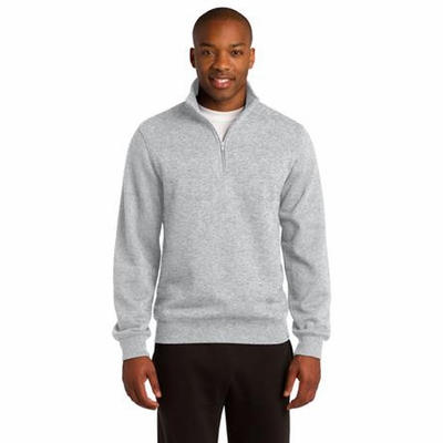 Sport-Tek Men's Tall Sweatshirt: (TST253)
