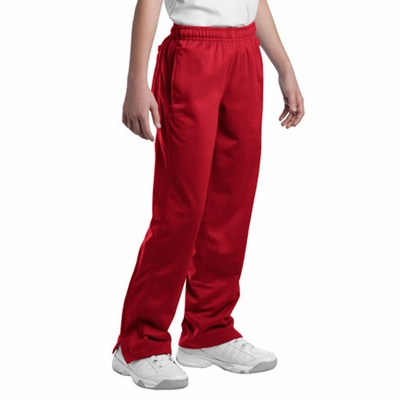 Sport-Tek Youth Sweatpants: Tricot Track (YPST91)