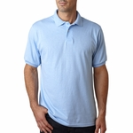 Stedman by Hanes Men's Polo Shirt: 5.5 oz. 50/50 Jersey Knit (054)