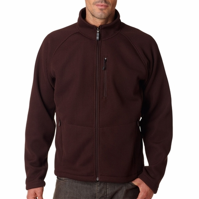 Storm Creek Men's Jacket: Ironweave Fleece Full Zip (3410)