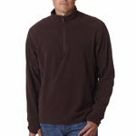 Storm Creek Men's Jacket: Lightweight Microfleece 1/4 Zip Pullover (4609)