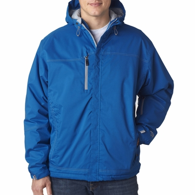 Storm Creek Men's Parka: Insulated Waterproof (5720)
