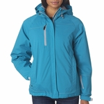 Storm Creek Women's Jacket: Insulated Waterproof with Hood (5725)