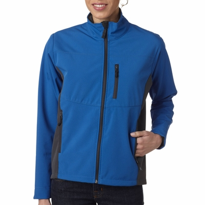 Storm Creek Women's Jacket: Full-Zip Waterproof Soft Shell (4260)