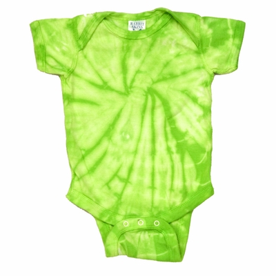 Tie-Dye Infant Creeper: (H5100)