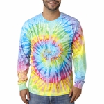 Tie-Dye Men's T-Shirt: (C2000)