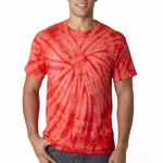 Tie-Dye Men's T-Shirt: (H1000)