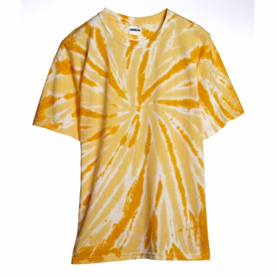 Tie-Dye Men's T-Shirt: (H1100)