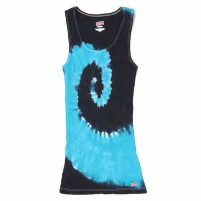 Tie-Dye Men's Tank Top: (H3000)