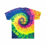 Tie-Dye Youth T-Shirt: (H1000B)